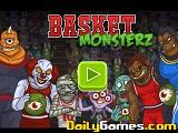 Basket monsterz